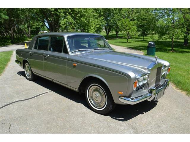 Picture of '69 Silver Shadow - QCD6