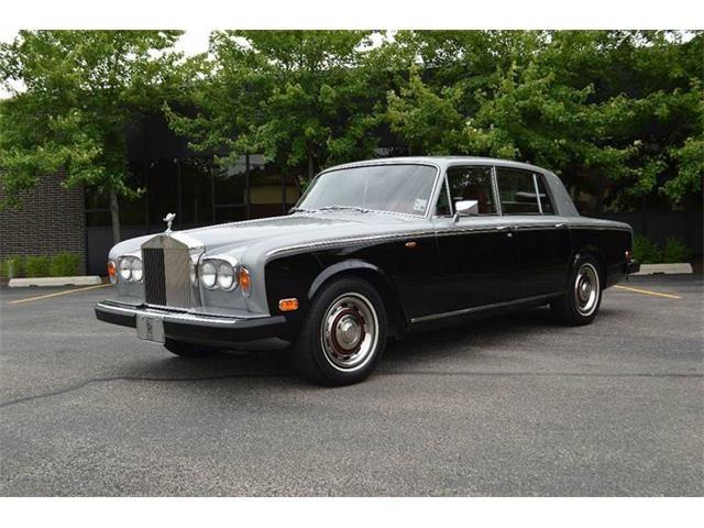 Picture of '79 Silver Shadow - QCD8