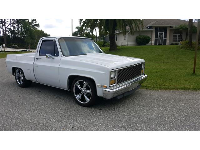 Picture of '85 C10 - QCDU