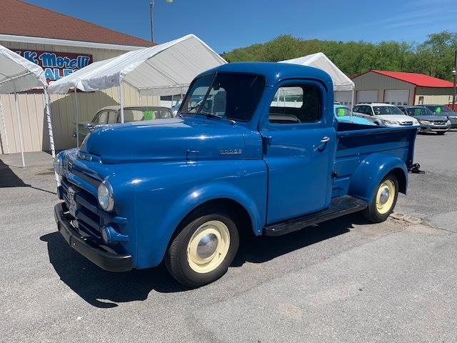 Picture of '51 1/2-Ton Pickup Auction Vehicle Offered by  - QCE0