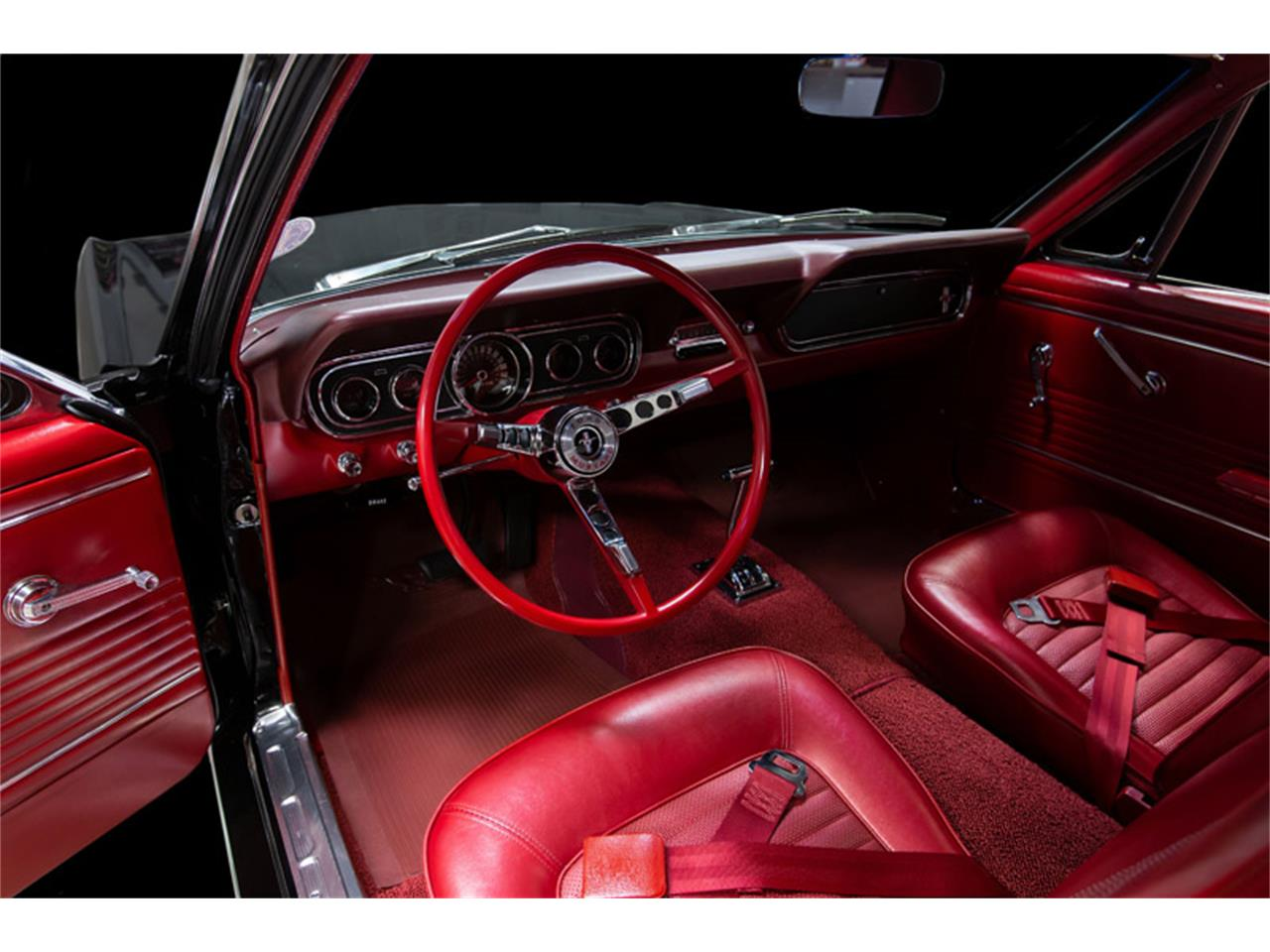 Large Picture of '66 Mustang - QCE9