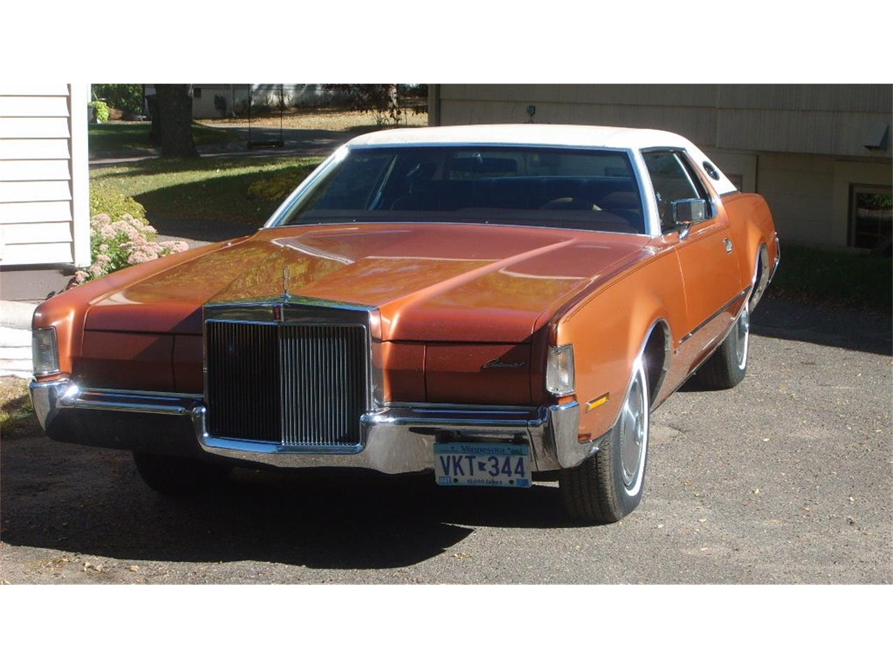 Large Picture of '72 Continental - QCEA