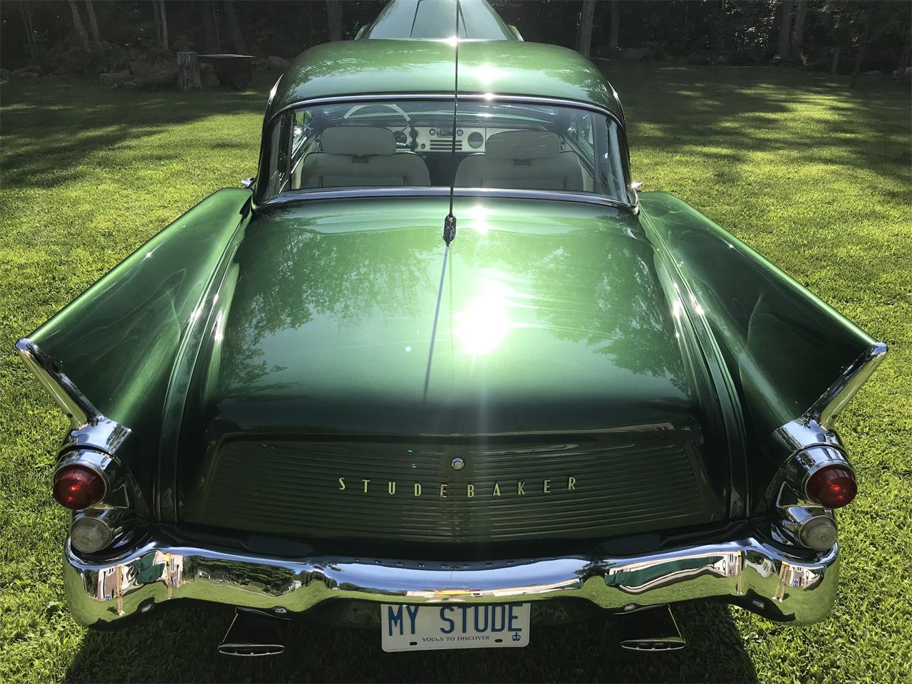 Large Picture of '61 Studebaker Hawk - QCEC