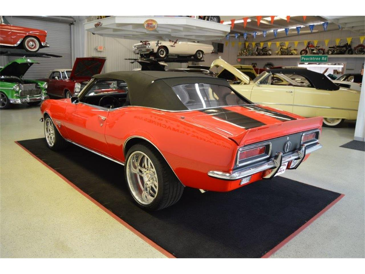 Large Picture of '68 Camaro RS - QCED