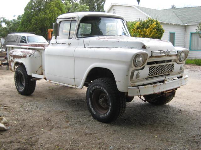 Picture of '58 1/2 Ton Pickup - QCEP