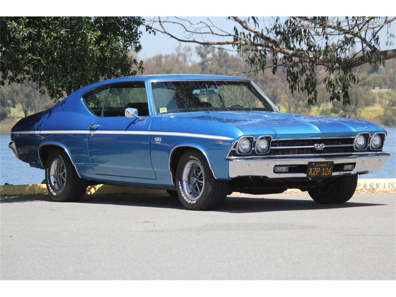 Large Picture of '69 Chevelle SS - QCF2