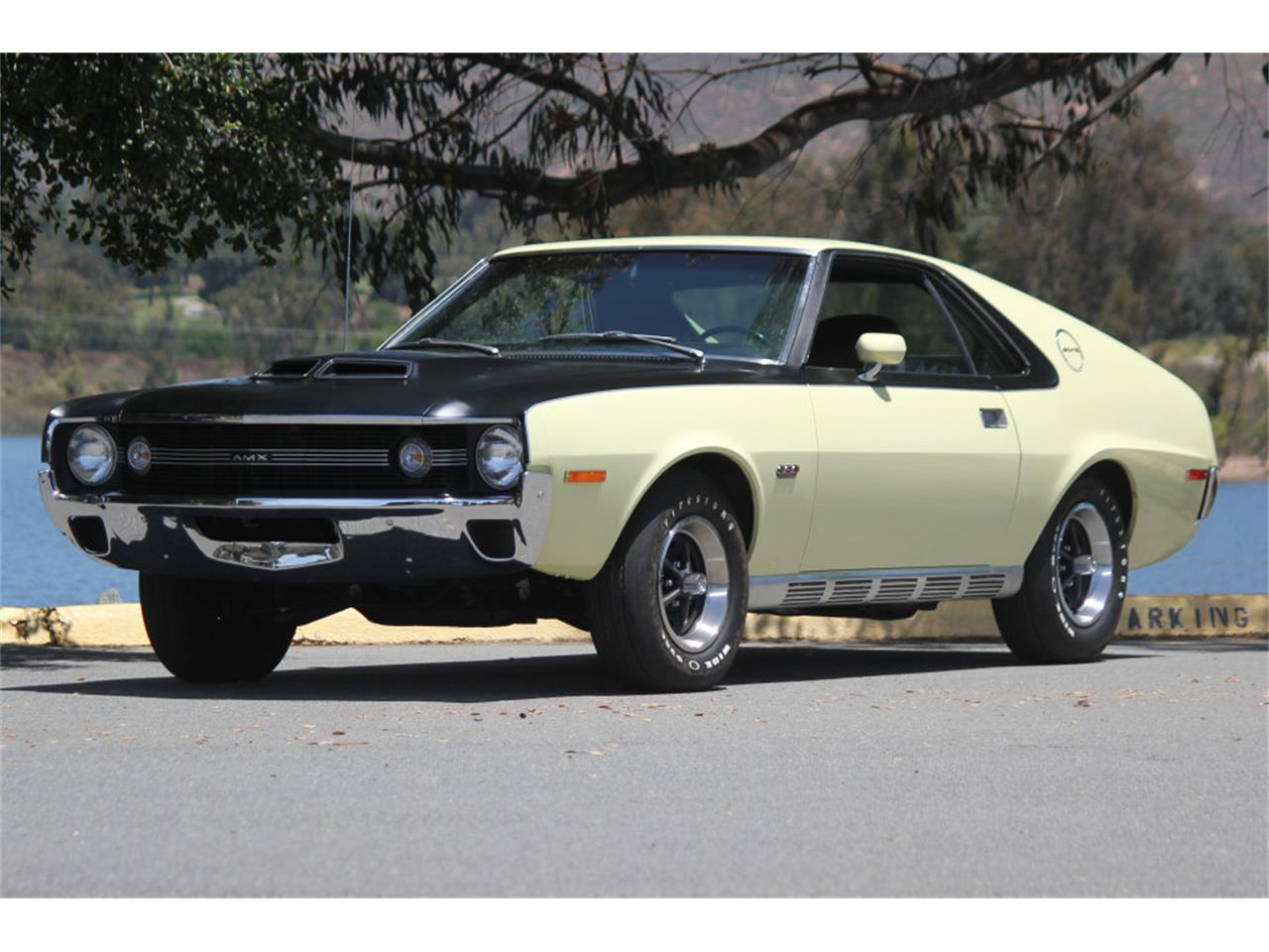 Large Picture of 1970 AMX located in San Diego  California - QCFB