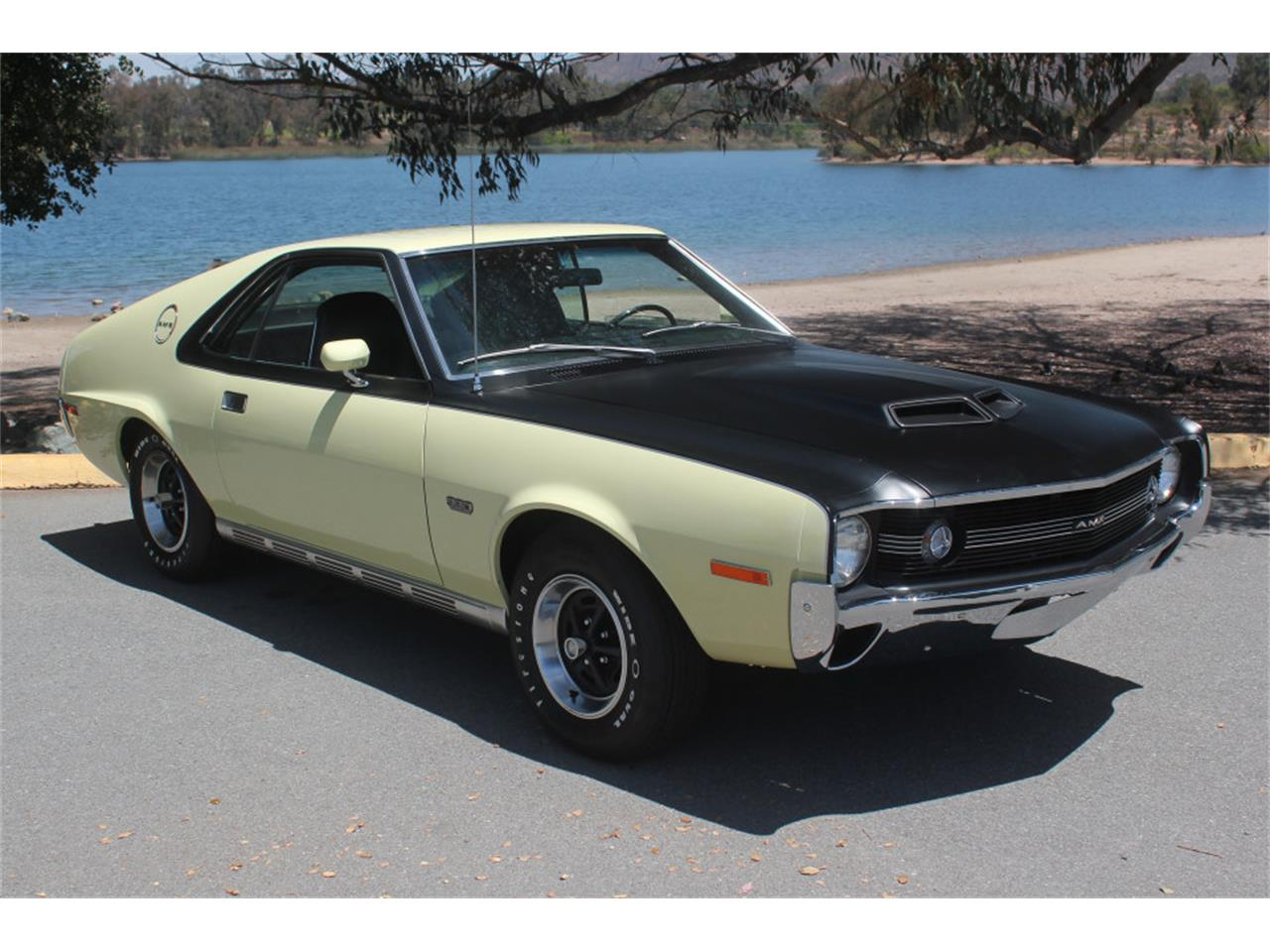 Large Picture of '70 AMC AMX located in San Diego  California - $59,500.00 Offered by Precious Metals - QCFB