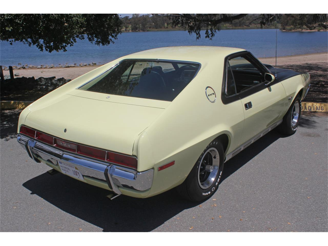Large Picture of Classic 1970 AMC AMX Offered by Precious Metals - QCFB
