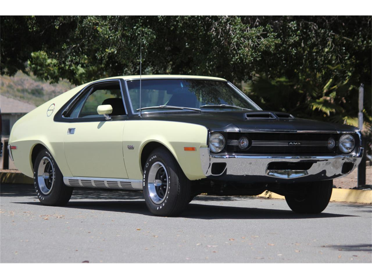 Large Picture of 1970 AMC AMX Offered by Precious Metals - QCFB
