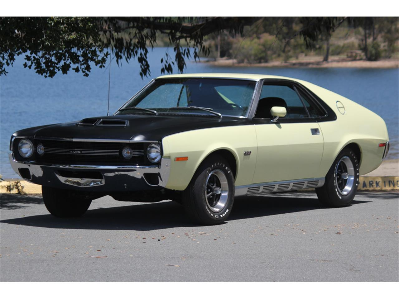 Large Picture of '70 AMX located in San Diego  California - $59,500.00 - QCFB