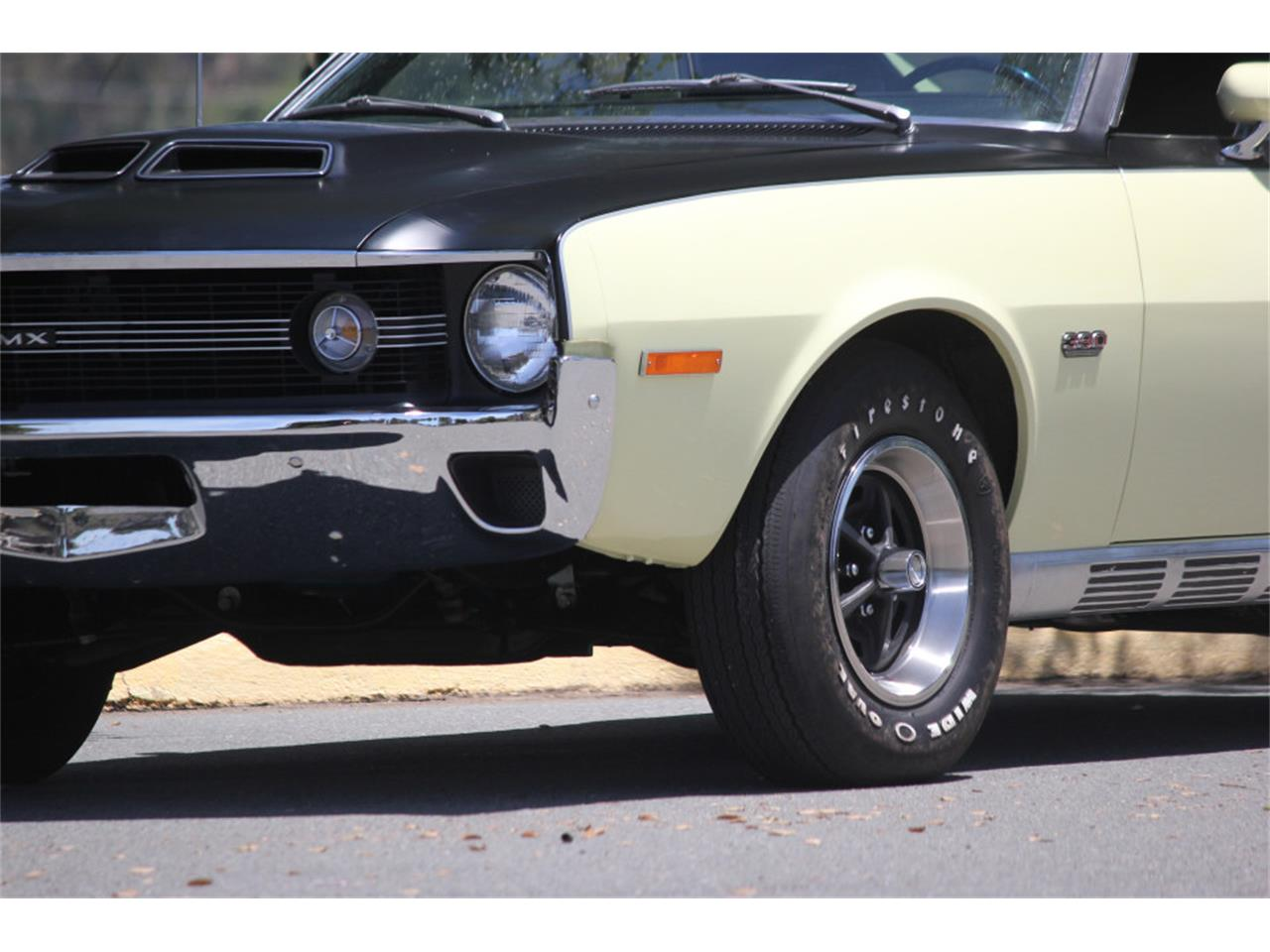 Large Picture of Classic '70 AMC AMX located in California - $59,500.00 Offered by Precious Metals - QCFB