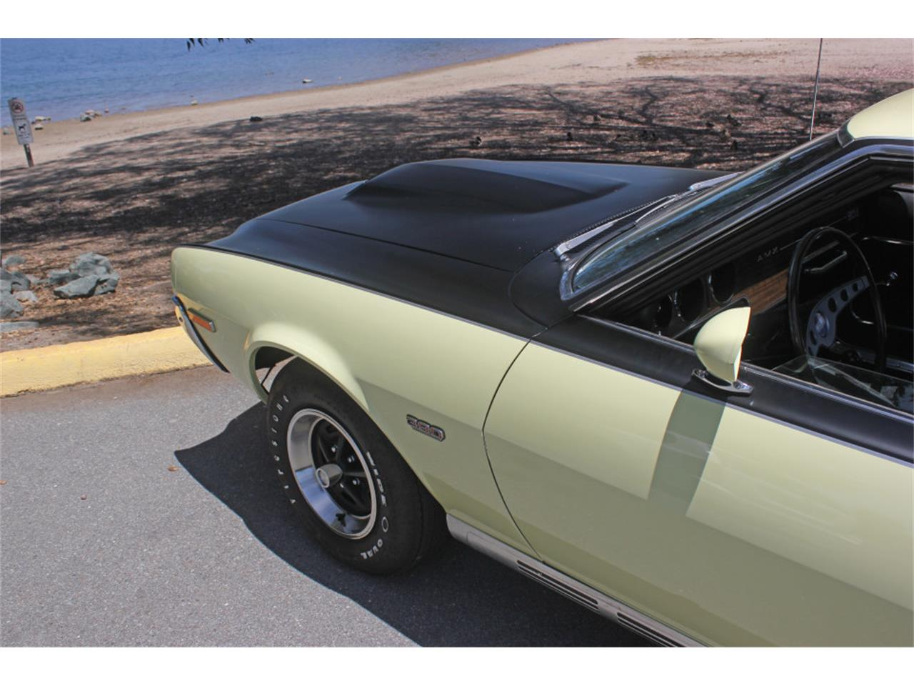 Large Picture of '70 AMC AMX located in San Diego  California - $59,500.00 - QCFB