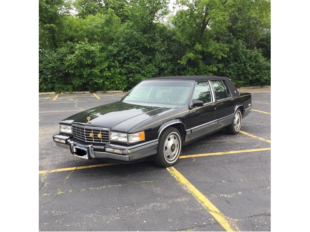 Picture of '93 Sedan DeVille - QCFF