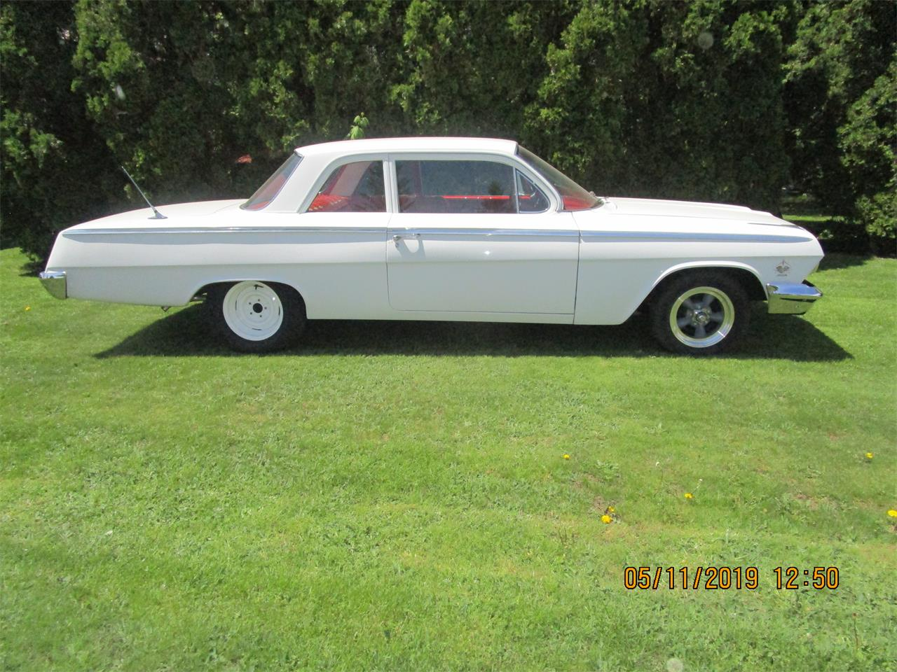 Large Picture of '62 Bel Air - QCFK