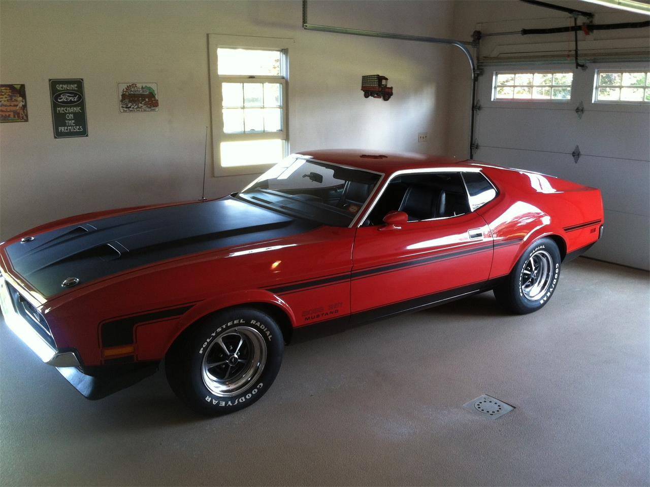 Large Picture of '71 Mustang Boss - QCFM
