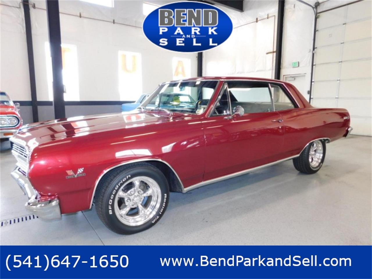 Large Picture of Classic '65 Chevrolet Malibu SS located in Oregon - $38,500.00 Offered by Bend Park And Sell - QCFW