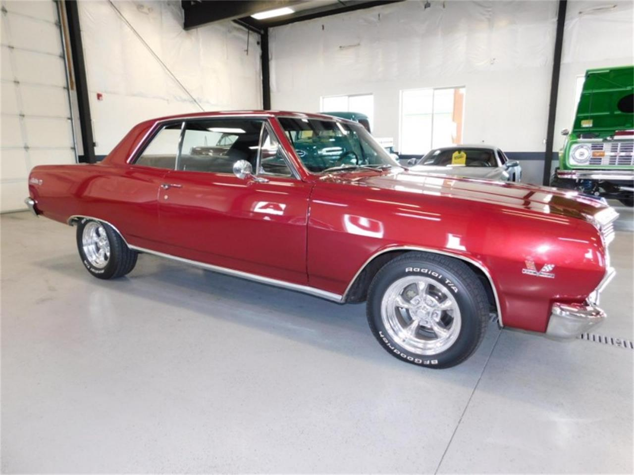 Large Picture of 1965 Malibu SS - $38,500.00 Offered by Bend Park And Sell - QCFW