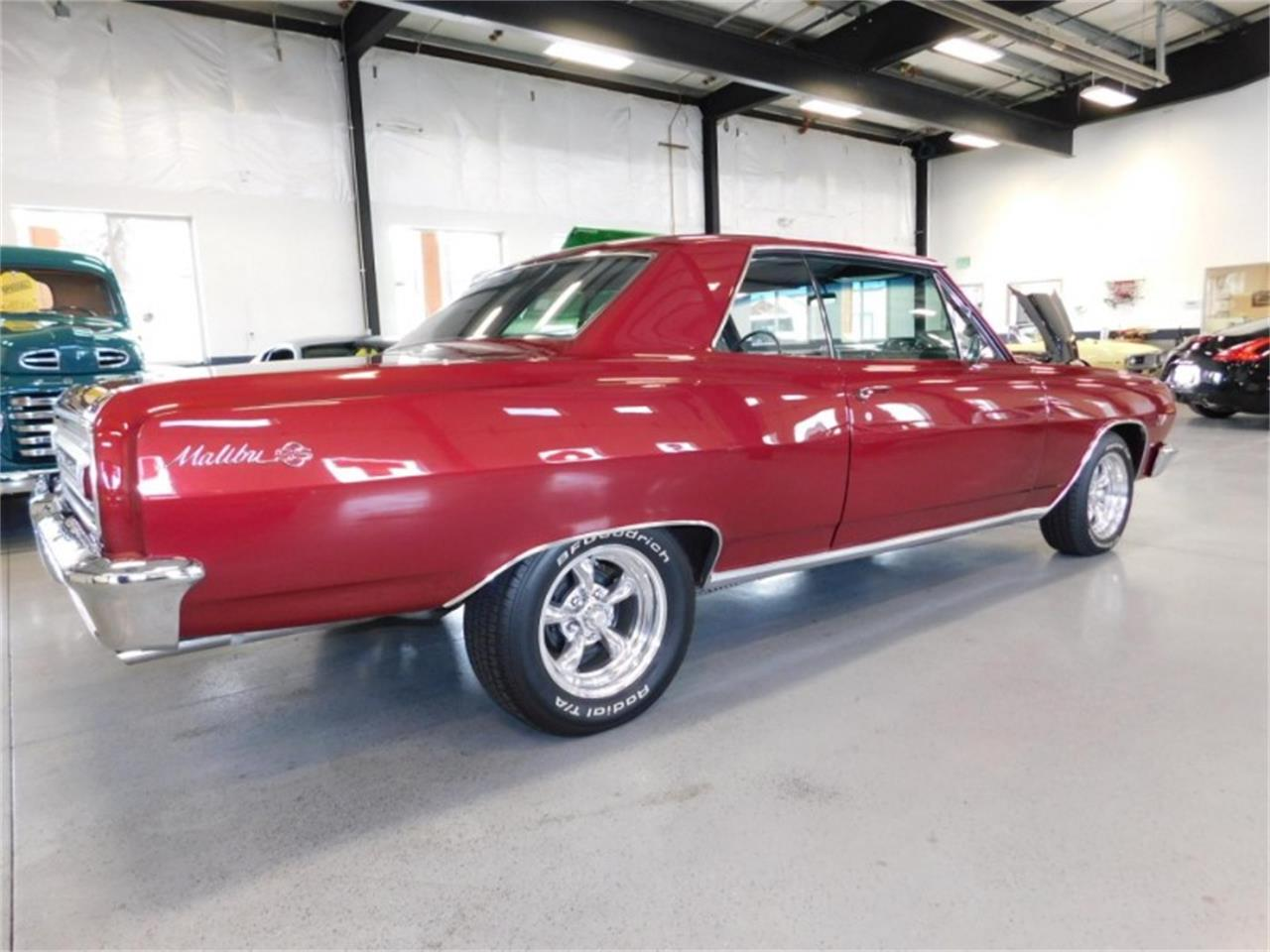Large Picture of Classic '65 Malibu SS - QCFW