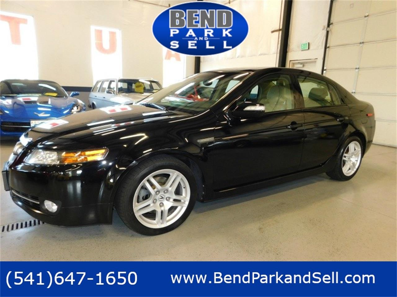 2008 Acura Tl For Sale >> For Sale 2008 Acura Tl In Bend Oregon