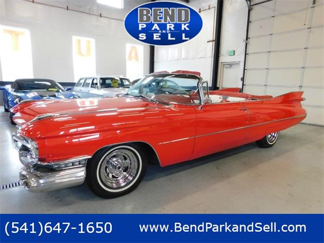 1959 Cadillac Series 62 for Sale on ClassicCars com on ClassicCars com