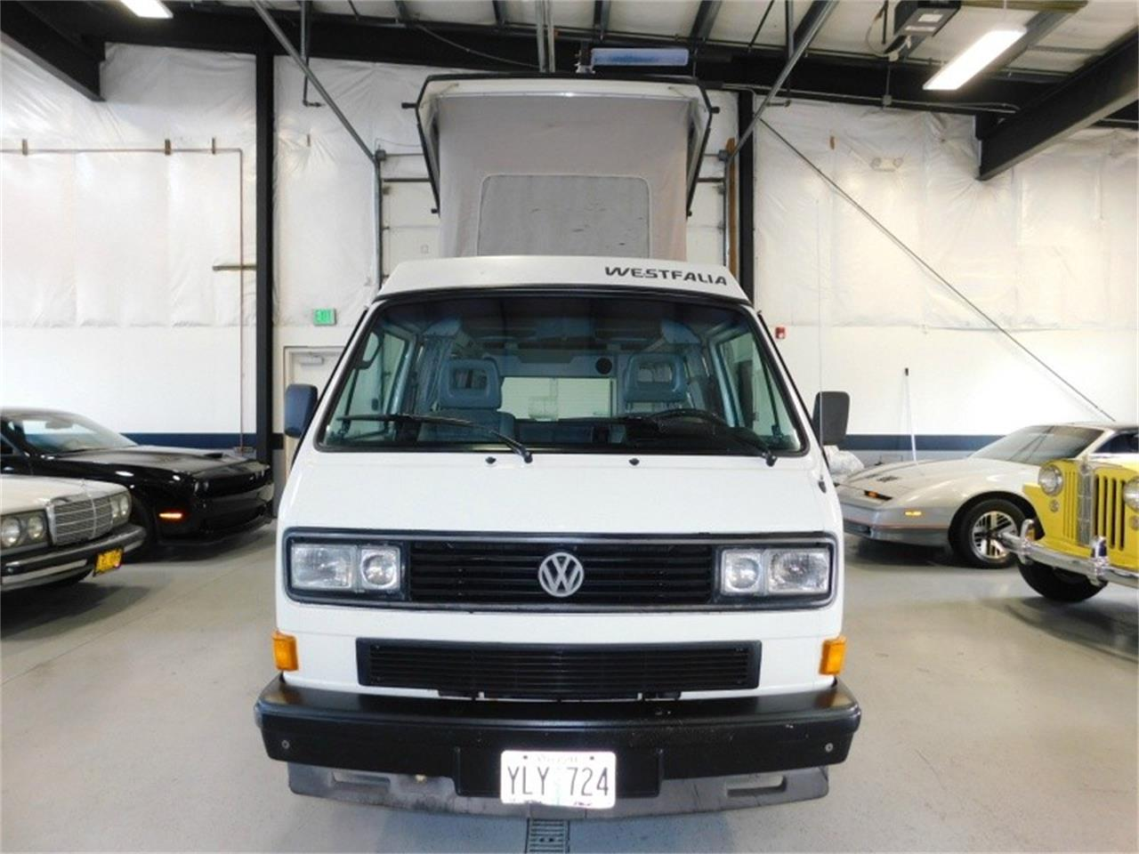 Large Picture of '89 Vanagon - QCGQ