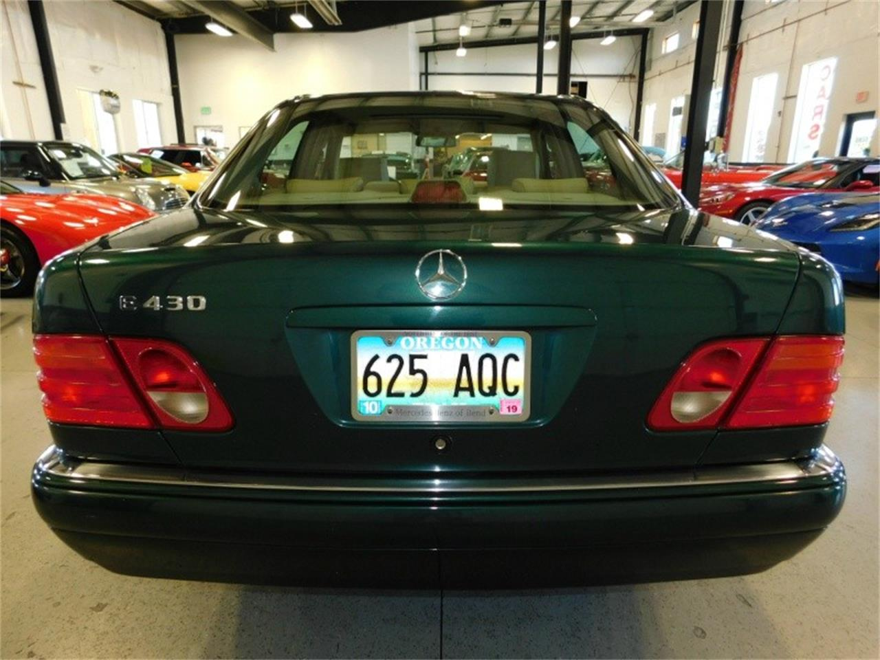 Large Picture of '98 E-Class - QCGS