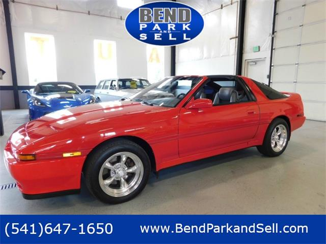 Picture of 1991 Toyota Supra Offered by  - QCGT
