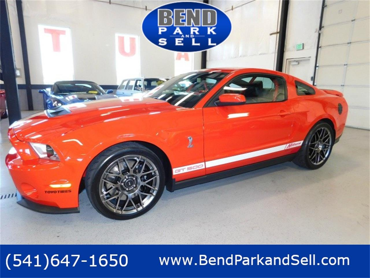 Large Picture of '11 Mustang - QCGU