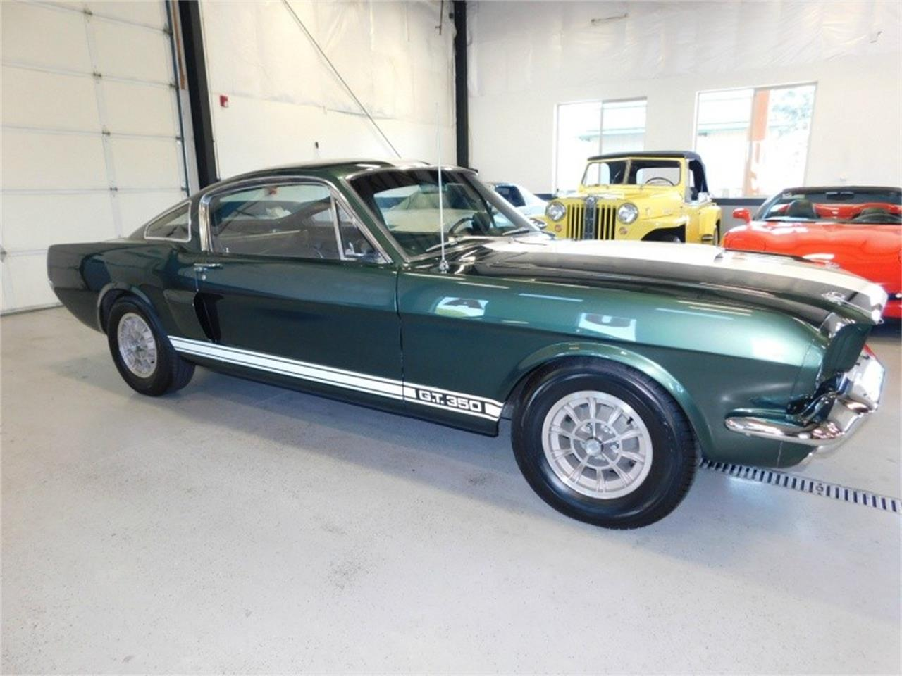 Large Picture of '66 GT350 - QCGW