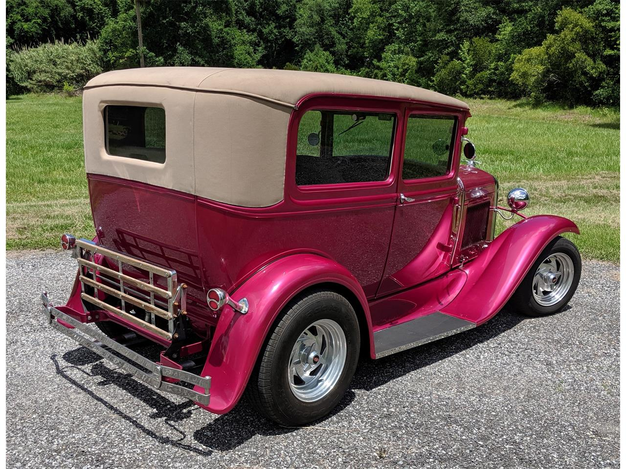 Large Picture of '31 Model A - QCGY