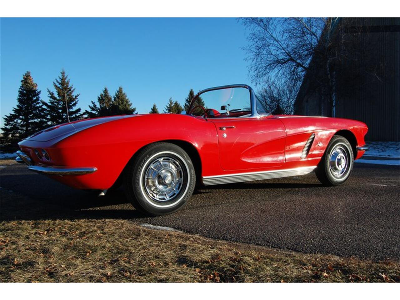 Large Picture of '62 Corvette - QCH3