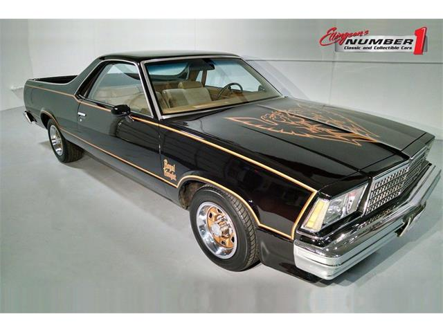 Picture of '79 El Camino - QCH6