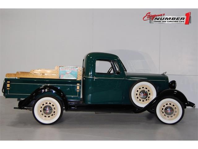 Picture of '36 1/2-Ton Pickup - QCHC