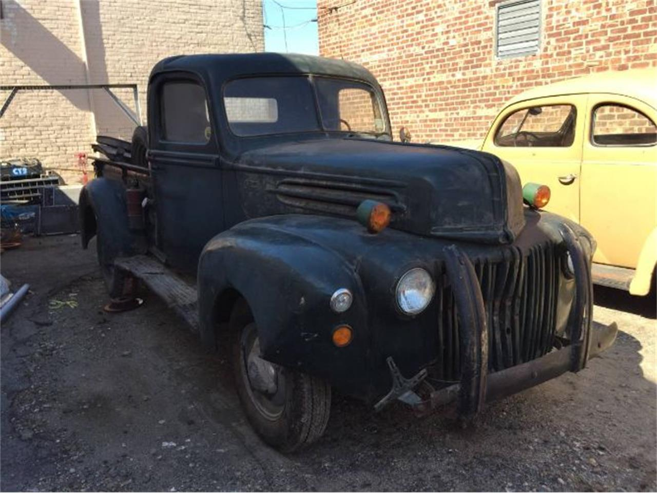 Large Picture of '47 Pickup - Q62K