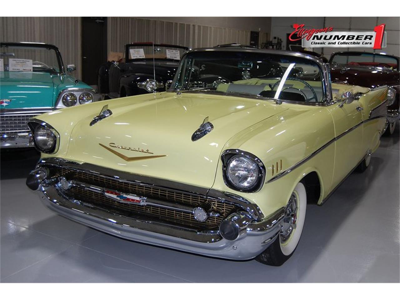 Large Picture of '57 Bel Air - QCI3