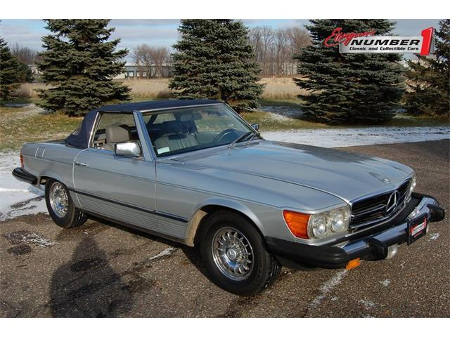 Picture of '82 380SL - QCIL