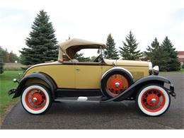 Picture of Classic 1931 Model A located in Rogers Minnesota - QCIM