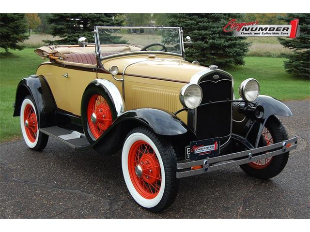 Picture of Classic '31 Ford Model A - $28,995.00 - QCIM