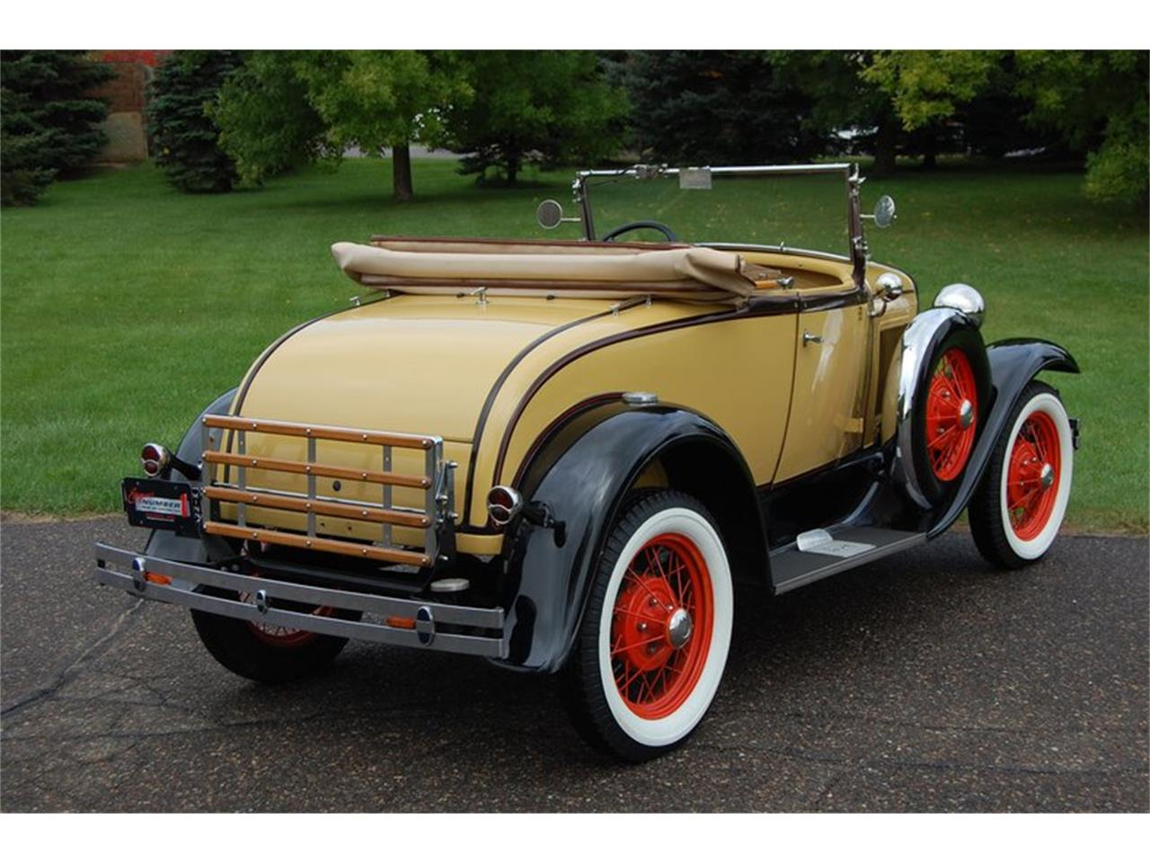 Large Picture of '31 Model A - QCIM