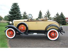 Picture of Classic 1931 Model A located in Rogers Minnesota - $28,995.00 Offered by Ellingson Motorcars - QCIM