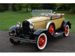 Picture of 1931 Model A located in Minnesota Offered by Ellingson Motorcars - QCIM