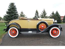 Picture of Classic 1931 Model A located in Minnesota Offered by Ellingson Motorcars - QCIM