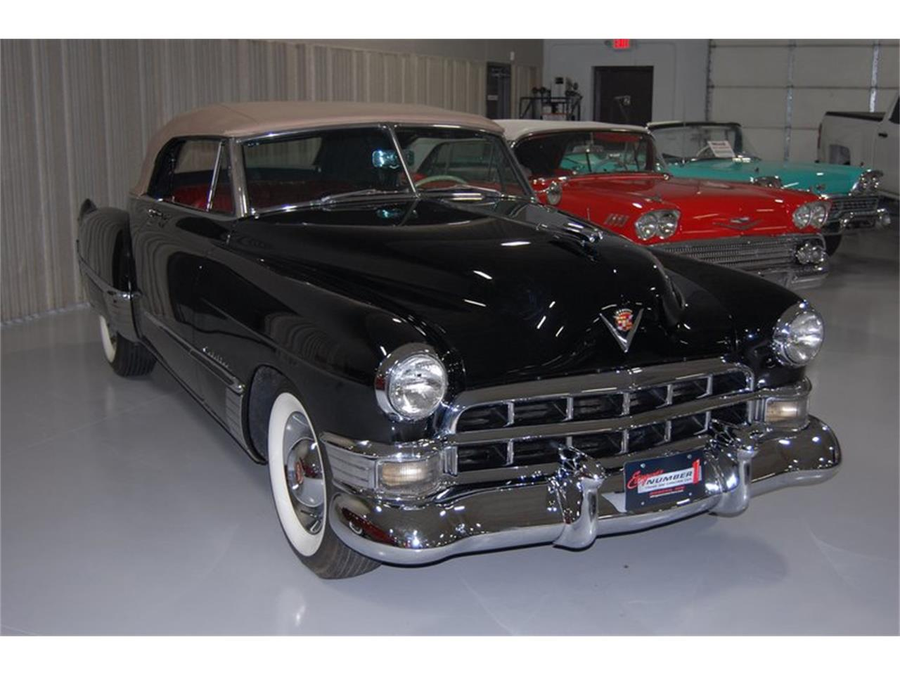 Large Picture of 1949 Series 62 located in Minnesota Offered by Ellingson Motorcars - QCIZ
