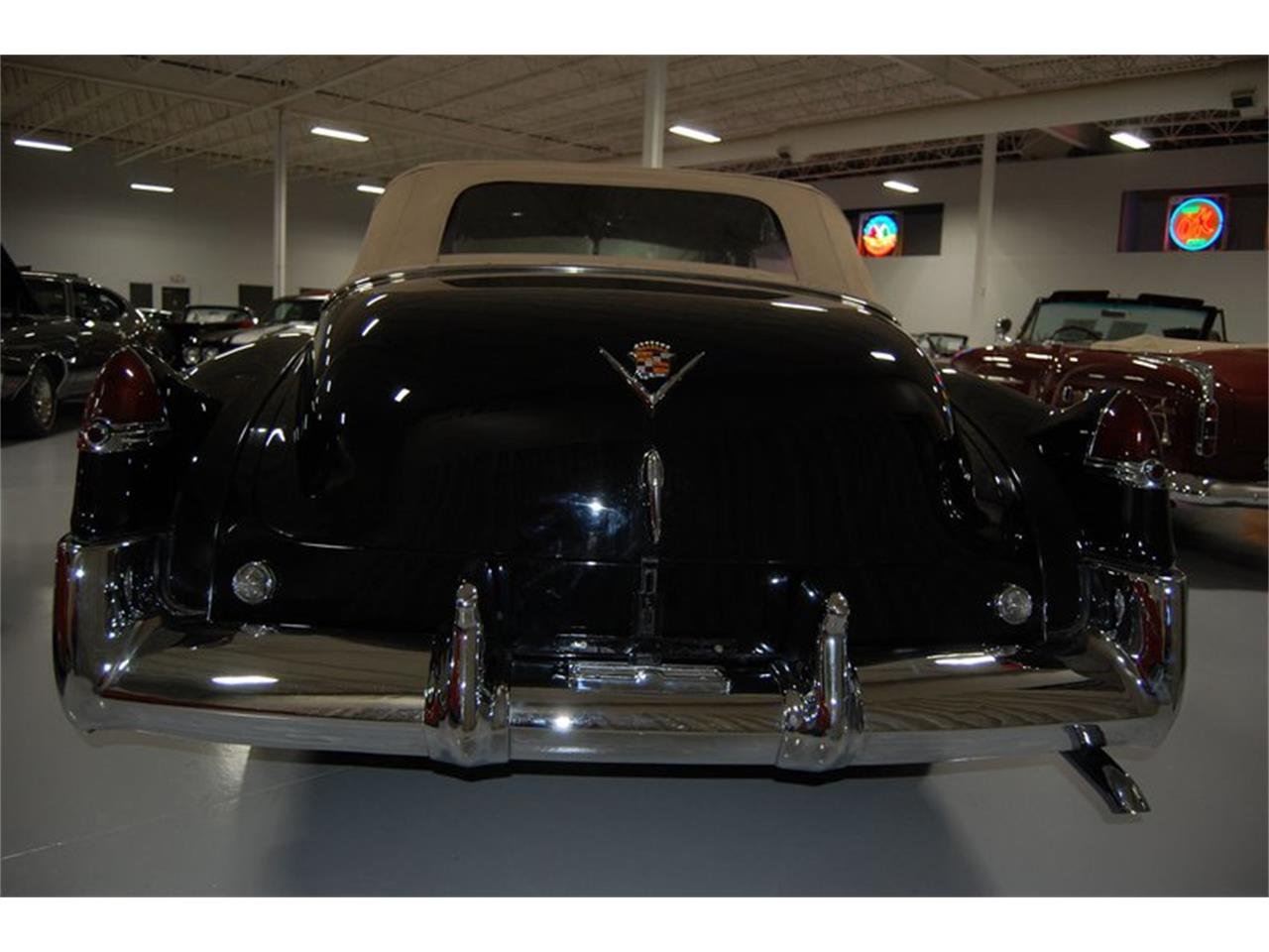 Large Picture of '49 Cadillac Series 62 located in Rogers Minnesota Offered by Ellingson Motorcars - QCIZ