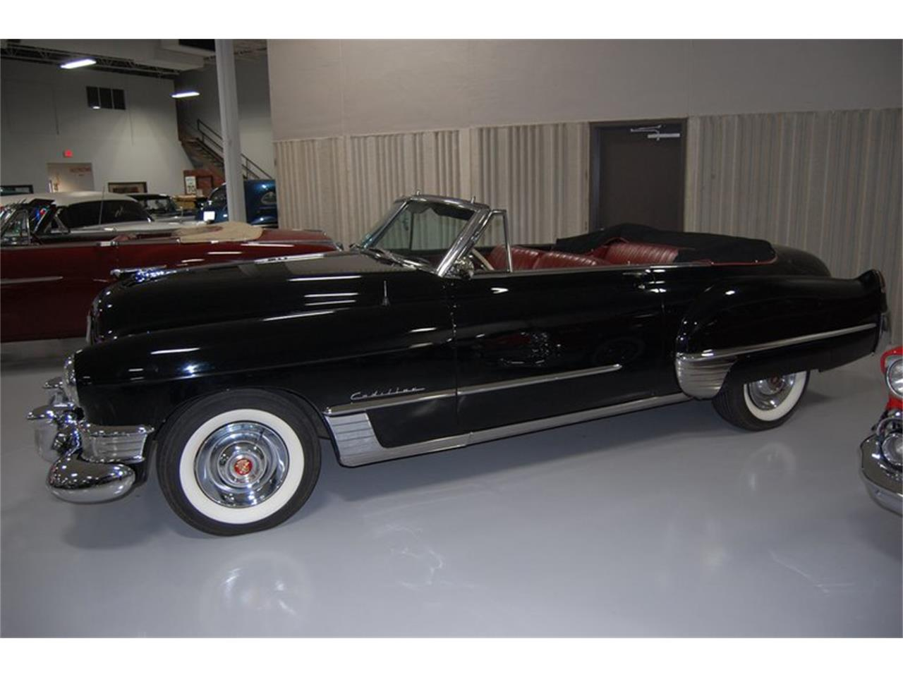 Large Picture of '49 Cadillac Series 62 - QCIZ