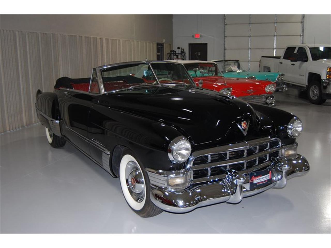 Large Picture of 1949 Cadillac Series 62 - $74,995.00 - QCIZ