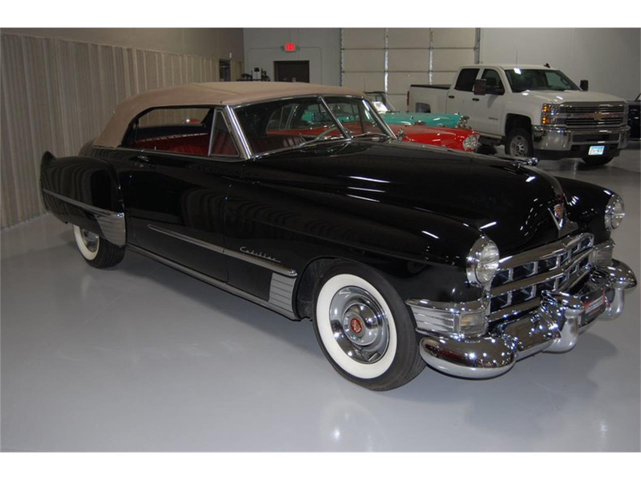Large Picture of Classic 1949 Cadillac Series 62 Offered by Ellingson Motorcars - QCIZ