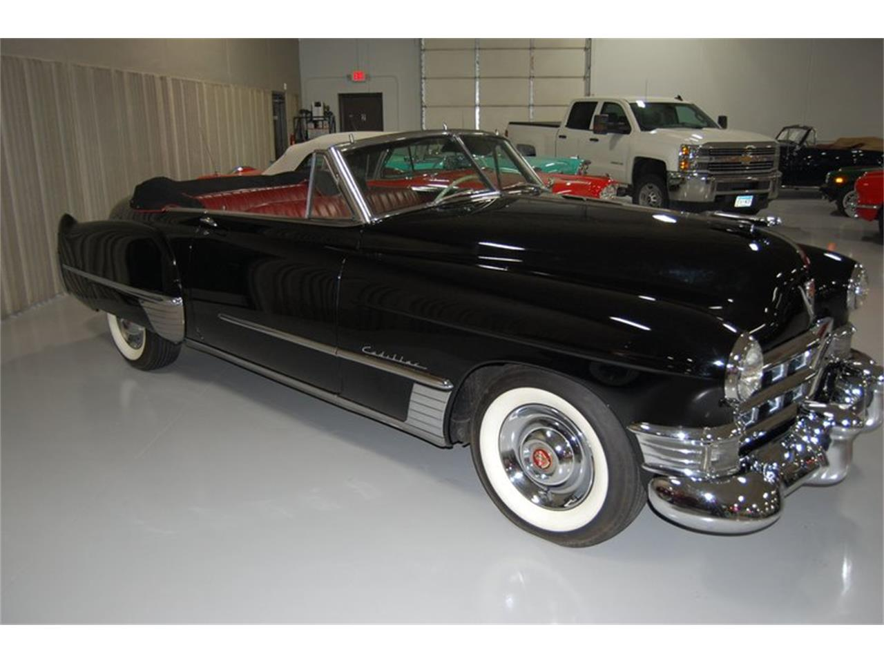 Large Picture of '49 Cadillac Series 62 located in Rogers Minnesota - $74,995.00 - QCIZ