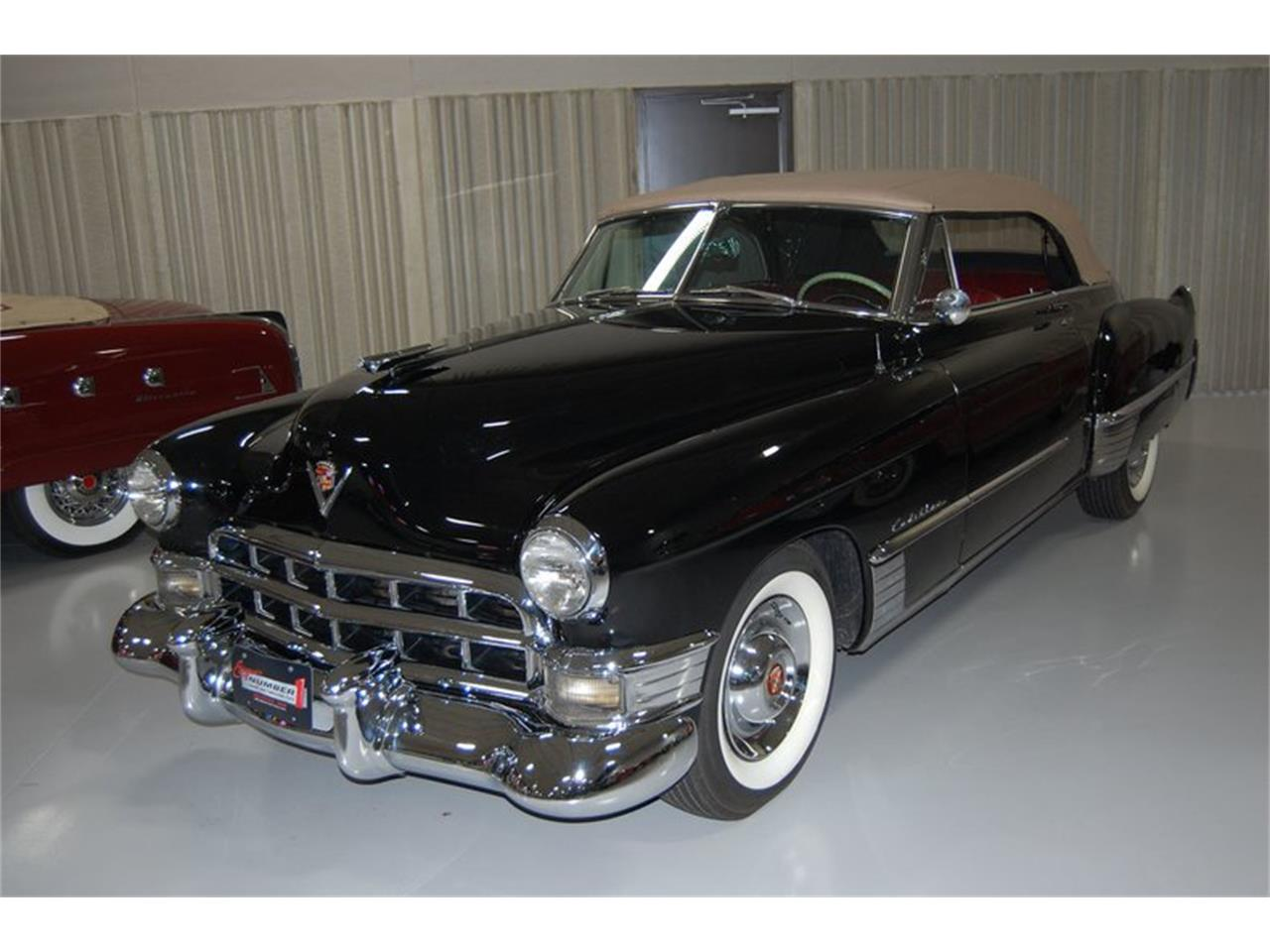 Large Picture of 1949 Cadillac Series 62 - $74,995.00 Offered by Ellingson Motorcars - QCIZ